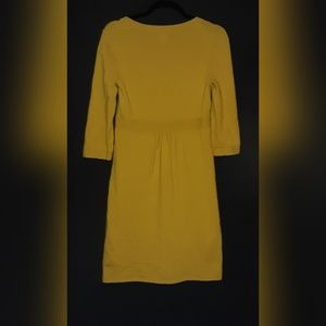 J. Crew Cashmere and wool sweater dress size S